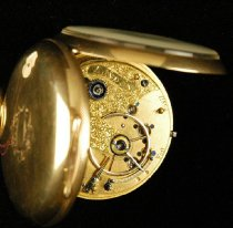 Image of William Barratt pocket watch