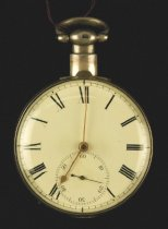 Image of W. B. Dewhurst pocket watch