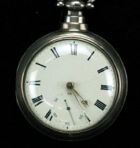 Image of John Johnson pocketwatch