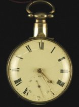 Image of John Johnson pocket watch