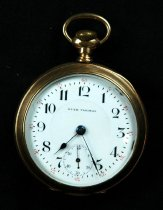 Image of Seth Thomas pocket watch