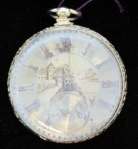 Image of M. J. Tobias pocket watch