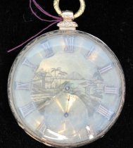 Image of F. H. Cooper pocket watch