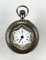 Image of Jacot pocket watch