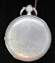 Image of Paul Laval pocket watch