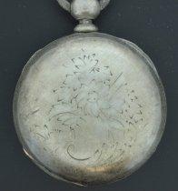 Image of Hampden Watch Co. pocket watch