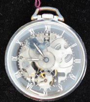 Image of G. Perregaux pocket watch