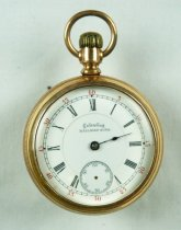 Image of Columbus pocket watch