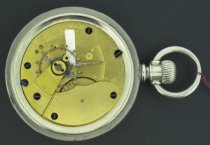 Image of Hampden Watch Co. pocket watch