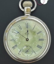 Image of Ansonia pocket watch