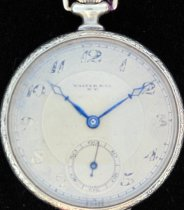 Image of Tacy watch co. pocket watch