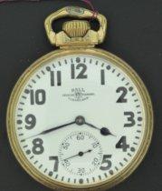 Image of Hamilton (Ball) pocket watch