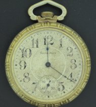 Image of South Bend pocket watch