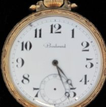 Image of M. A. Mead & Co. pocket watch