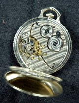 Image of Hamilton pocket watch