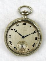 Image of E. Howard pocket watch