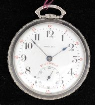 Image of Fleurier pocket watch