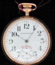 Image of A Reymond pocket watch