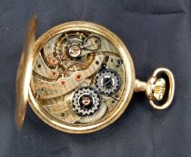 Image of Hamilton pocketwatch