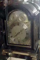 Image of Bracket Clock, Fladgate