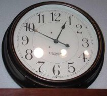 Image of E. Howard Slave Clock