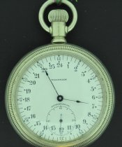 Image of American Waltham Watch Co. pocket watch