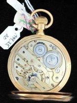 Image of Burman pocket watch