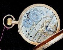 Image of Moser pocket watch