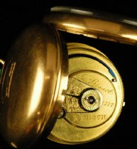 Image of James Bisset pocket watch