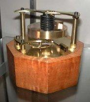 Image of Chronometer Escapement Model