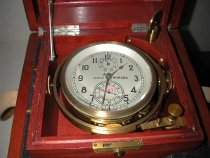Image of USSR Ship Chronometer