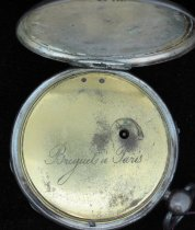 Image of Unknown maker pocket watch