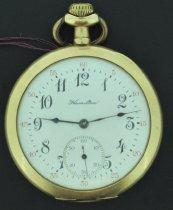 Image of Hamilton pocket watch