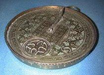 Image of Sundial, Compass & Calendar