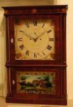 Image of Heman Clark Shelf Clock