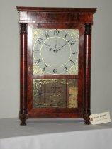 Image of Spencer Hotchkiss Shelf Clock
