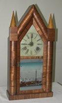 Image of Chauncey Jerome Shelf Clock