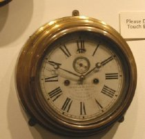Image of Welch Ship's Clock