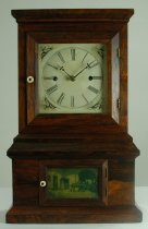 Image of Atkins Mfg. Shelf Clock