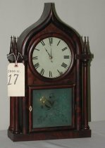 Image of Brewster & Ingrahams Sh. Clock