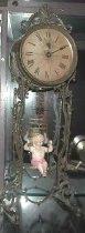 Image of Bobbing Doll Clock