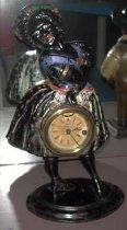 Image of Blinking Eye, Iron Belly Clock