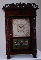 Image of Bishop & Bradley Shelf Clock