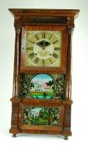 Image of C & L C Ives Shelf Clock