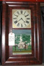 Image of Hills, Goodrich Shelf Clock