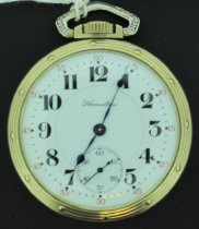 Image of Watch, Pocket - 2001.13.13