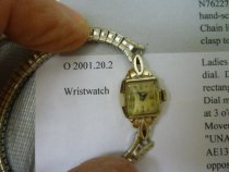 Image of Wristwatch - 2001.20.2