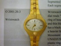 Image of Wristwatch - 2001.20.3