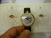 Image of louis Vuitton World Timer
