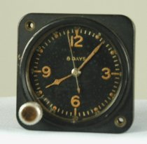 Image of Clock, Aircraft - 2008.2.3